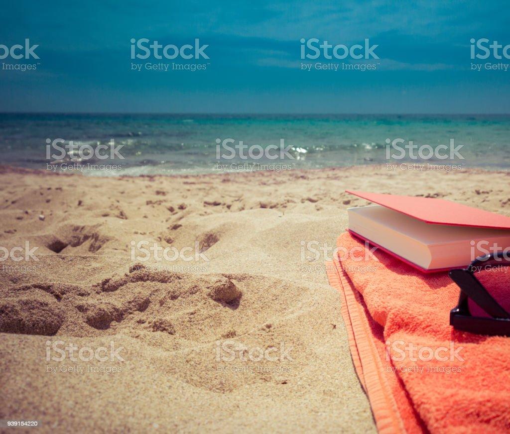 Am beach  – Foto