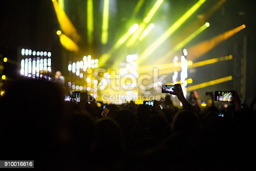 1069137774 istock photo At the concert. 910016616