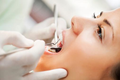Der Zahnarzt Stockfoto und mehr Bilder von Arzt