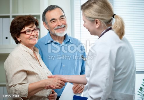 istock at the doctor's office 112272200