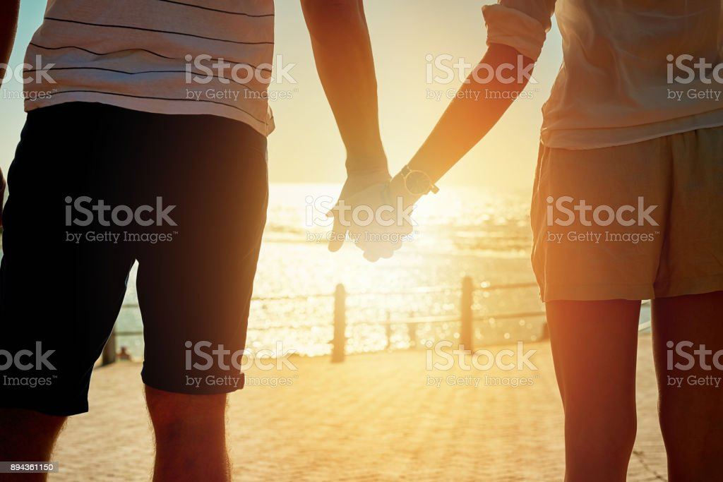 At the end of the day love matters the most stock photo