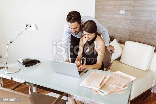 840610244istockphoto at the financial advisor 936459714