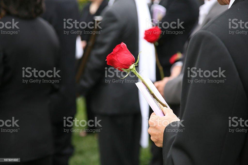 Das Begräbnis (Begräbnis – Foto
