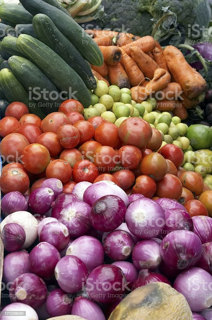 At the market (8) royalty-free stock photo