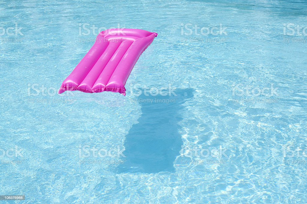 At the Pool royalty-free stock photo
