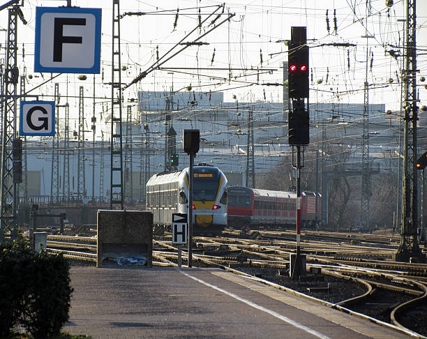 Am der station – Foto