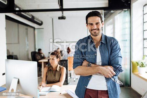istock At the work 864478624