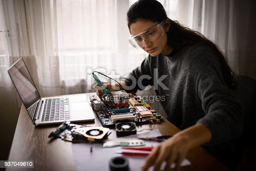 istock At the work. 937049610