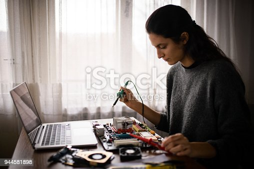 istock At the work. 944581898