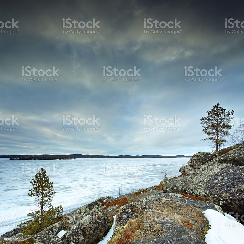 at world's end royalty-free stock photo