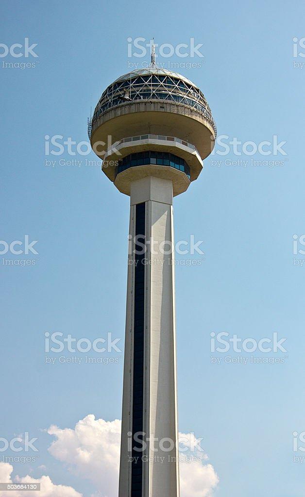 Atakule Tower stock photo