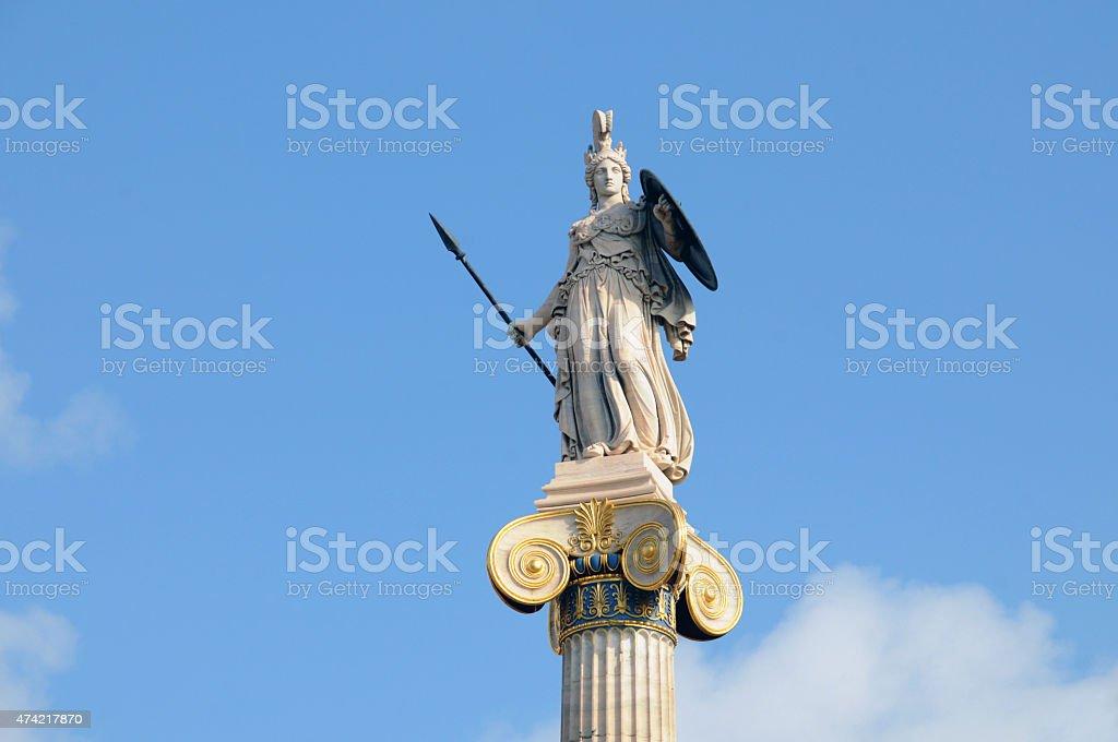 Athena stock photo