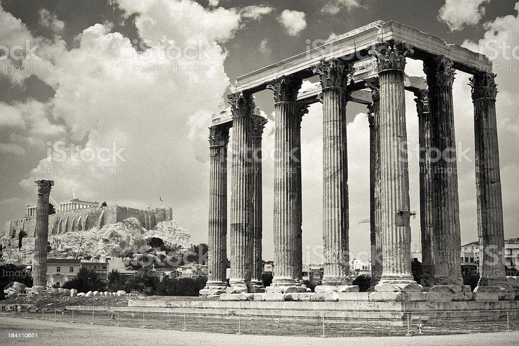 Athens, Greece royalty-free stock photo