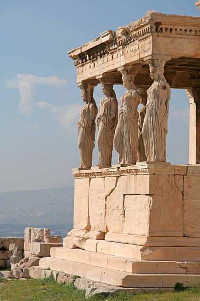 Athens Landmarks stock photo