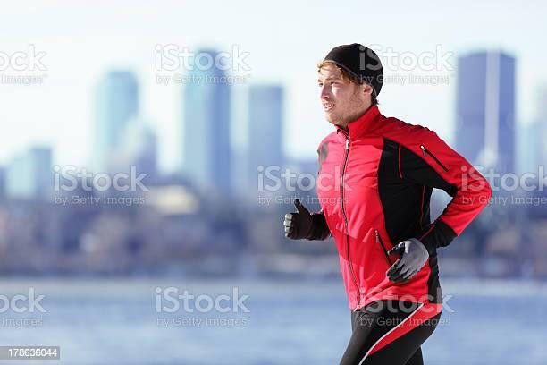 Hombre Deportista Correr Deporte Foto de stock y más banco de imágenes de 20 a 29 años