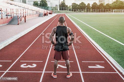 Running, Sport, Sprinting, Athlete, Exercising