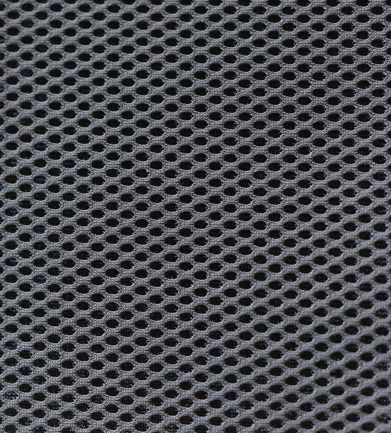 athletic fabric texture. - mesh textile stock photos and pictures