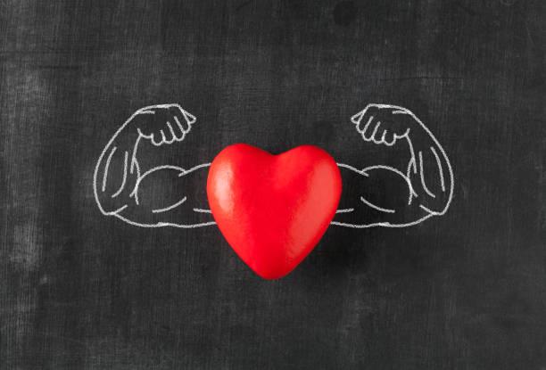 Sportliche Herz – Foto