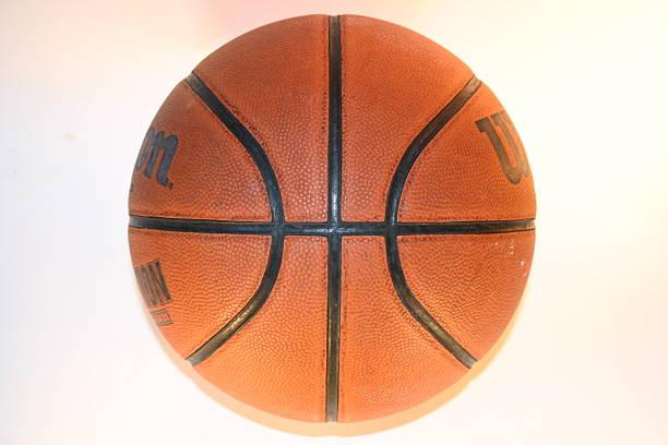 sport-basketball - own wilson stock-fotos und bilder