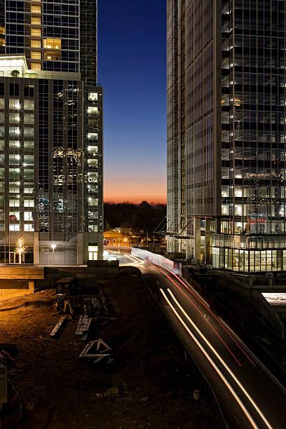 Atlanta Architecture Exterior stock photo