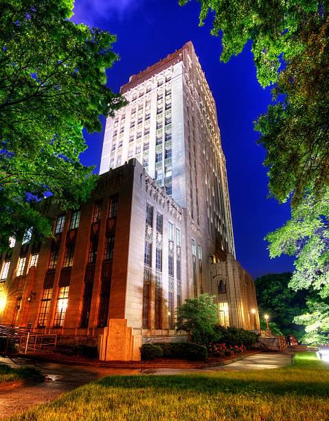 Atlanta City Hall stock photo