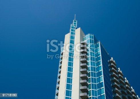istock Atlanta Condominium Highrise, Georgia 91718180