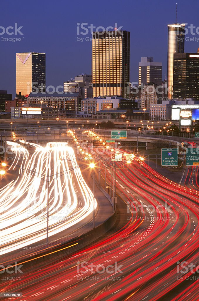 Atlanta, GA royalty-free stock photo