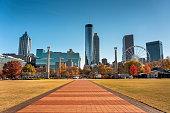 istock Atlanta Georgia downtown city skyline 1226479845