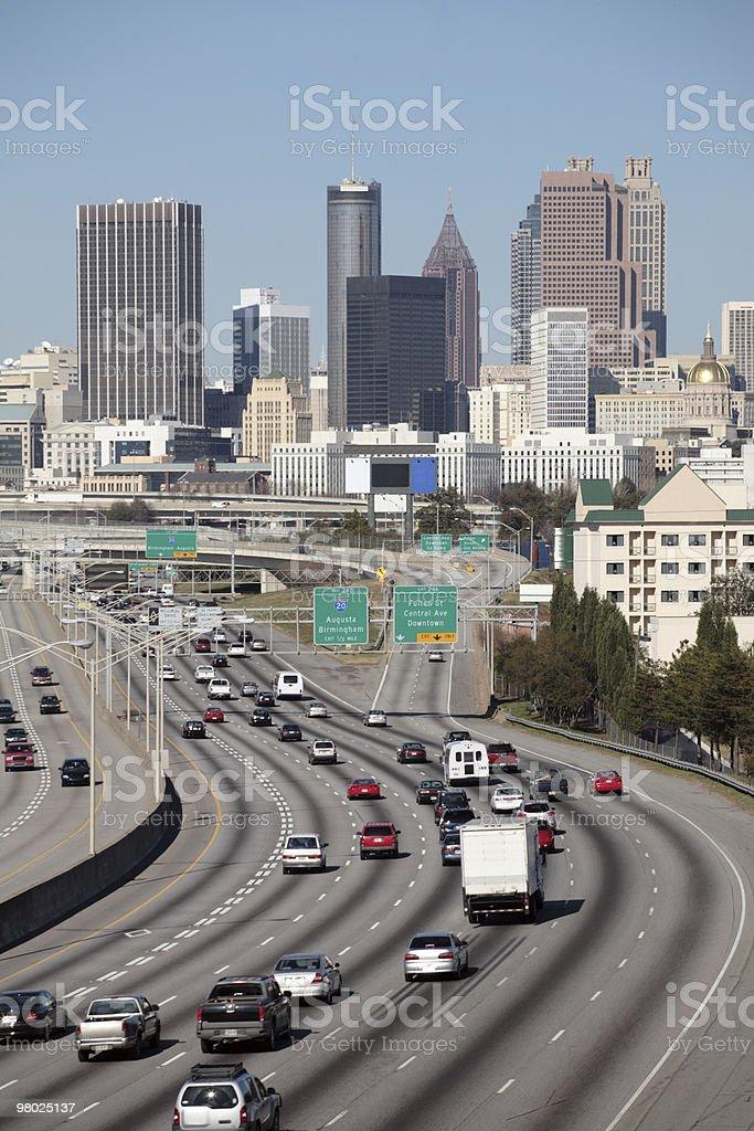 Atlanta, Georgia royalty-free stock photo