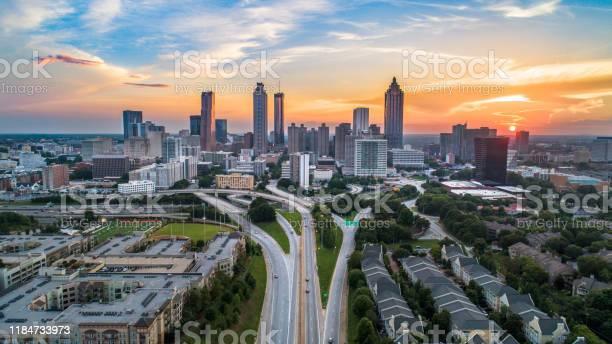 Atlanta georgia usa downtown skyline aerial panorama picture id1184733973?b=1&k=6&m=1184733973&s=612x612&h=resp7q3l6tfcqm xfeanbgzfjv4eljoeadutdxf l4w=
