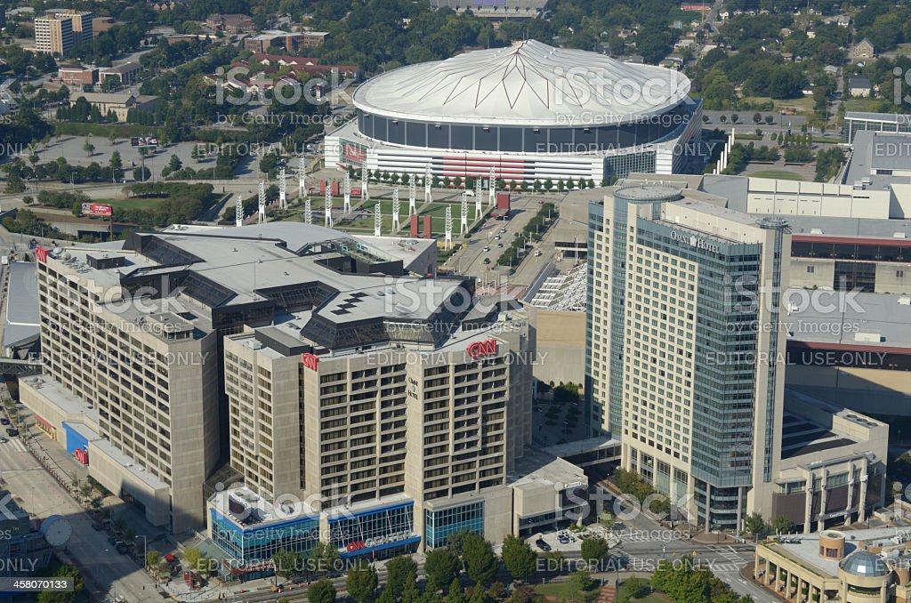 Atlanta stock photo