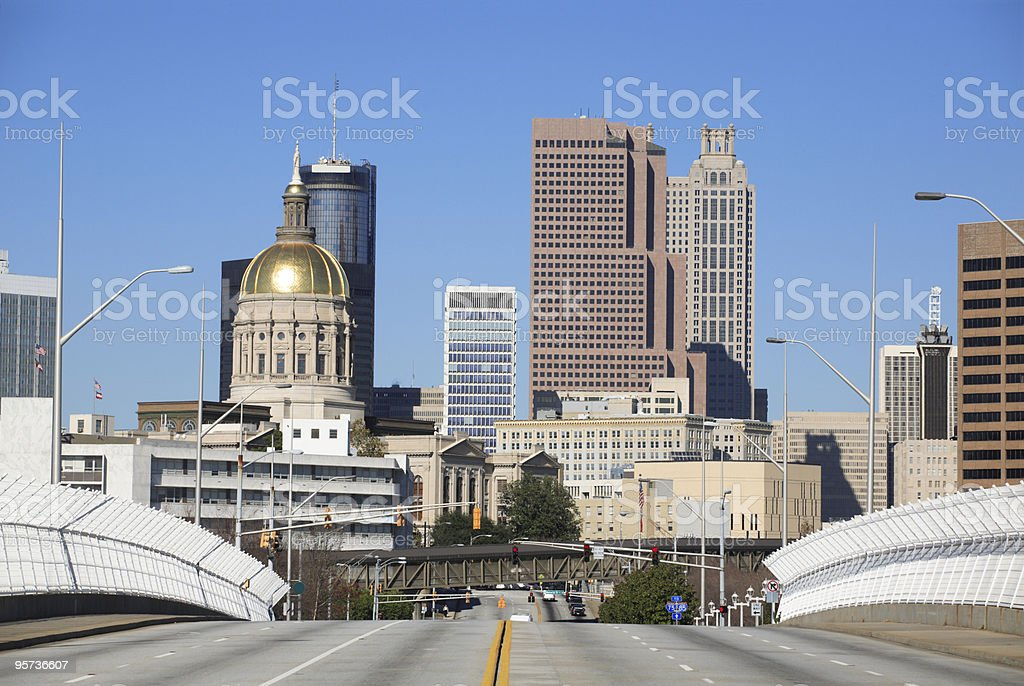 Atlanta stock photo
