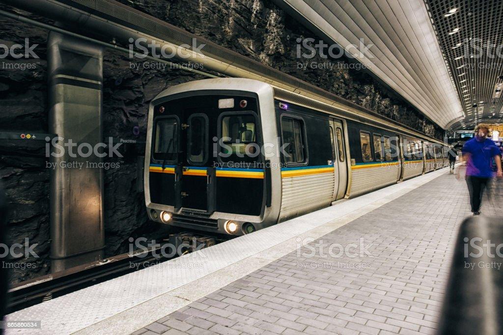 Atlanta public transportation