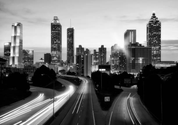 Atlanta Skyline. – Foto