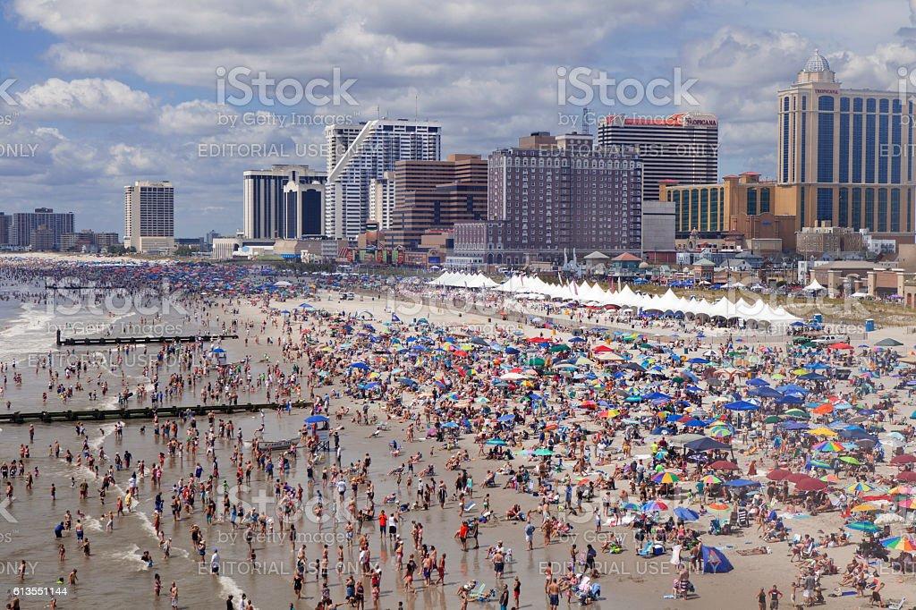 Atlantic City, New Jersey stock photo