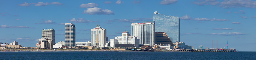 Atlantic City Panoramic