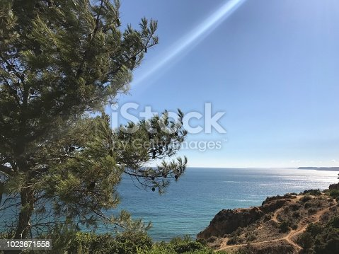 istock Atlantic Ocean horizon 1023671558