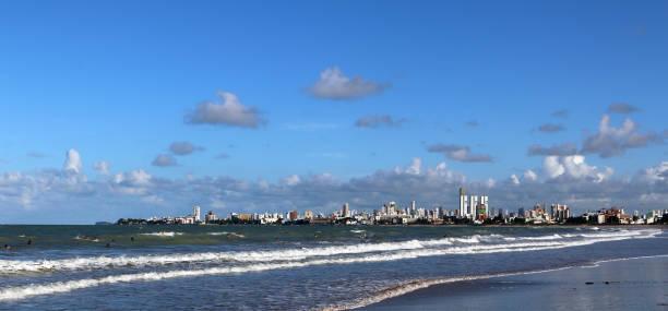 Atlantik in Joao Pessoa, Brasilien, Paraiba – Foto