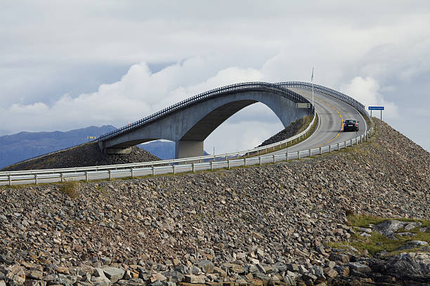 Atlantic road – Foto