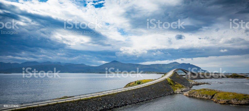 Atlantic Road (Atlanterhavsveien) – zdjęcie