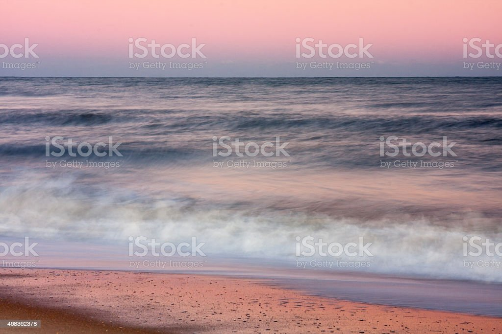 Atlantic Surf royalty-free stock photo