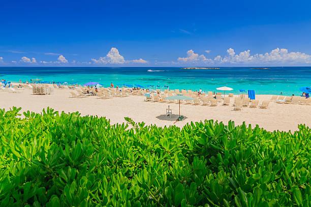 atlantis in bahamas - nassau new providence stockfoto's en -beelden