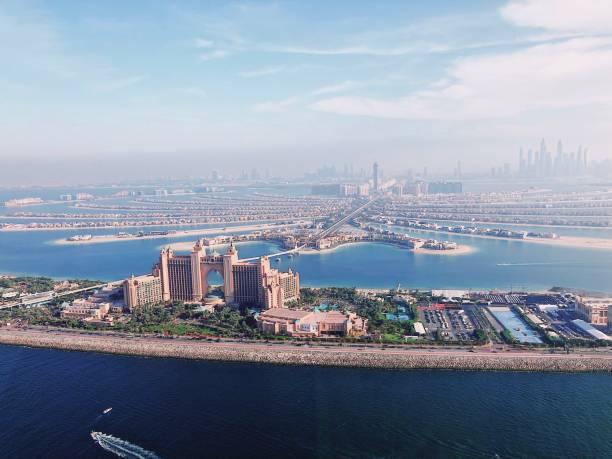 Atlantis Palm Jumeirah stock photo
