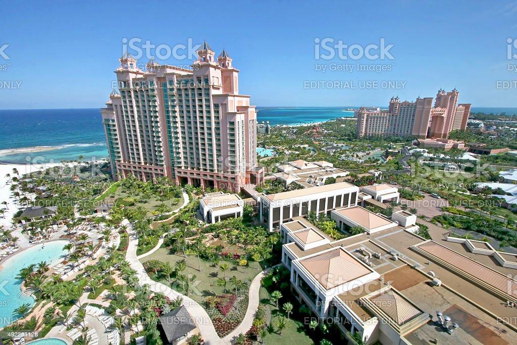 Atlantis Paradise Island Bahamas Stockfoto Und Mehr Bilder Von 2015 Istock