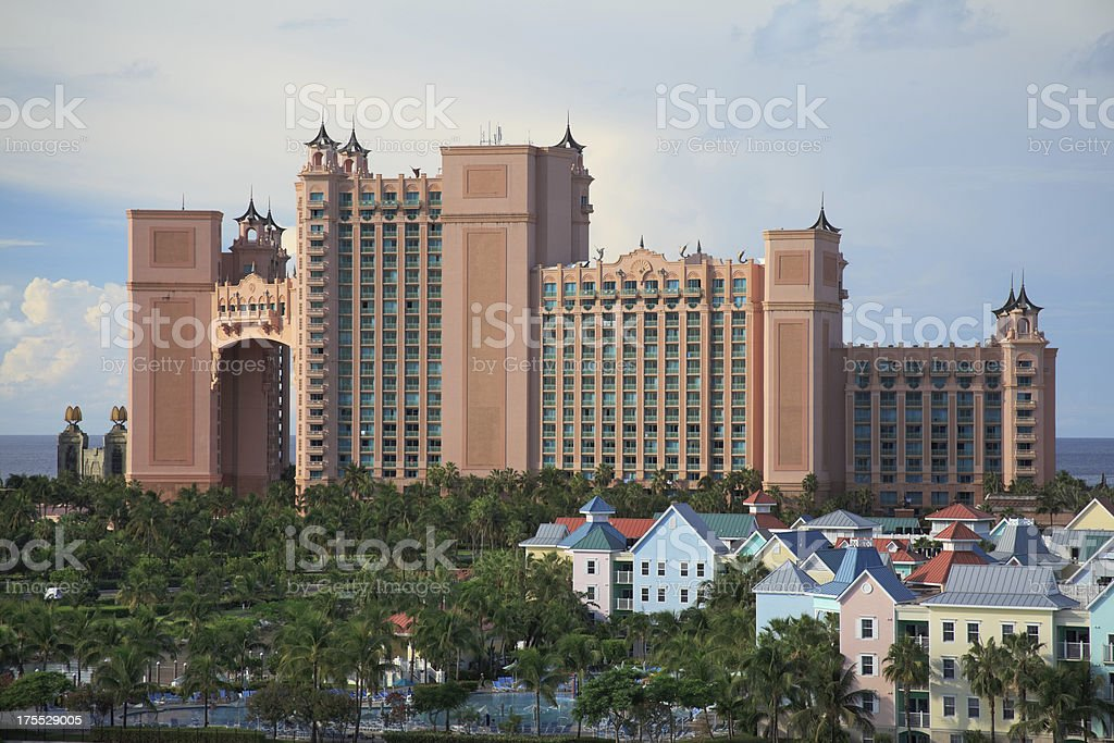Atlantis Resort stock photo