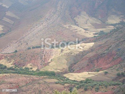 istock Atlas Mountain in Morocco 513822993