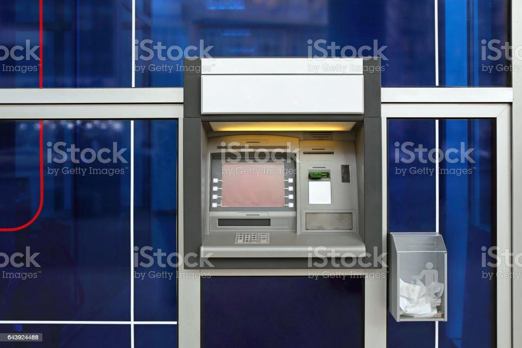 Atm Bank stock photo