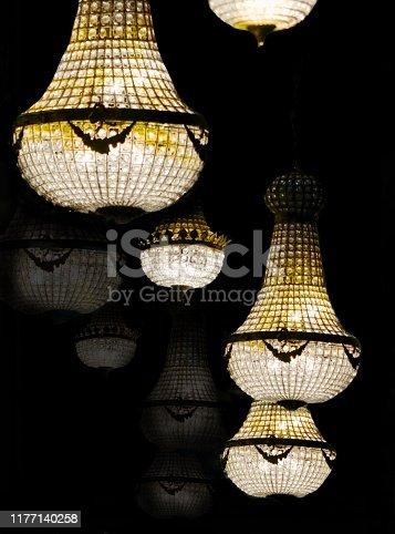 1137999886 istock photo Atmosphere lighting vintage 1177140258