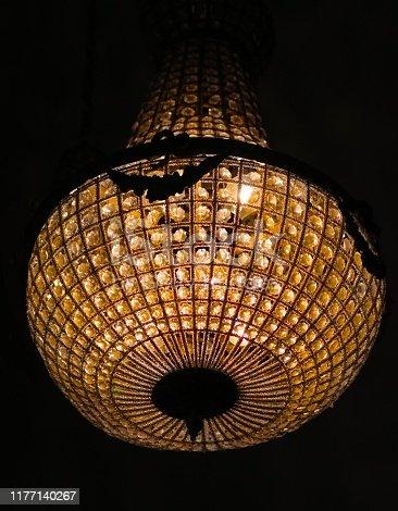 1137999886 istock photo Atmosphere lighting vintage 1177140267