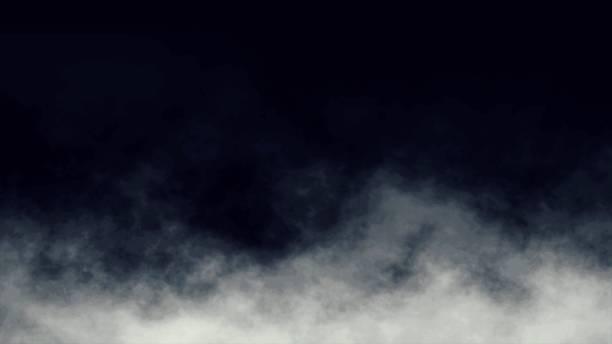 대기 연기, 안개, 구름, 부드러운 움직임, 현대 추상 배경 애니메이션 3d 렌더링 - 구름 뉴스 사진 이미지